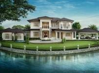 บ้านแฝด โครงการใหม่
