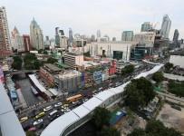 รูปที่ 2 Bangkok Skyline