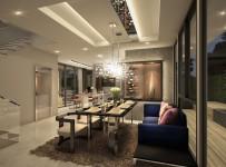 4 - Baang Klang Muang CLASSE - Dining Room