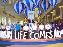 Sansiri Life Comes Home2017 สร้างยอดขายเกินเป้ากว่า 9,000 ล้านบาทให้ Sansiri