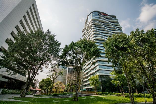 SCG Green Building Solution Brand ชั้นนำที่คว้าใบรับรองมาตรฐาน