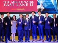 """เมอร์คคอร์ป จับมือ เคเอ็ม แลนด์ เดินหน้าโครงการ """"MILLIONAIRE FAST-LANE II ONE KESAS"""""""